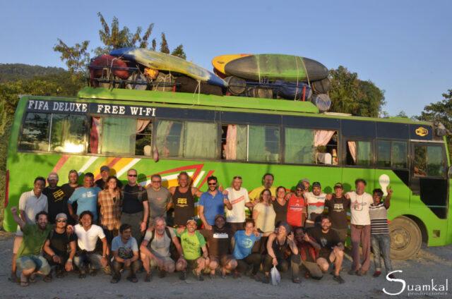 spedizioni nepal team
