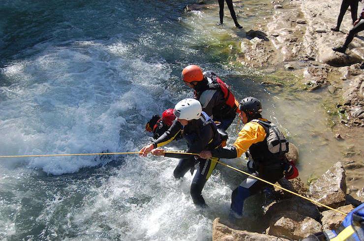 totem adventure rescue 3 corso imagini