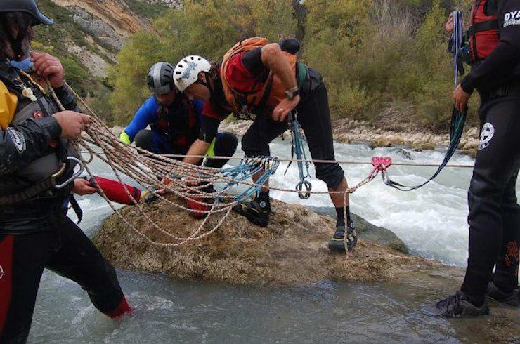 soccorso fluviale 740 - totem adventure colorado
