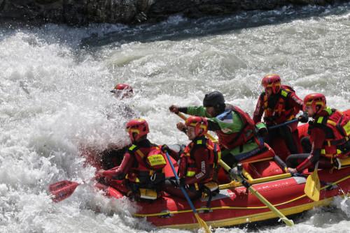 BREVETTO Rescue3™ - SPBH - Soccorso base con raft - Modulo Base