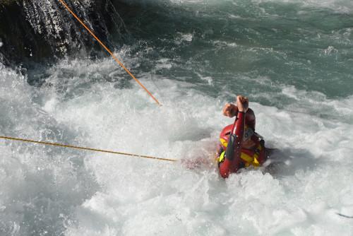 srt swift water rescue technician