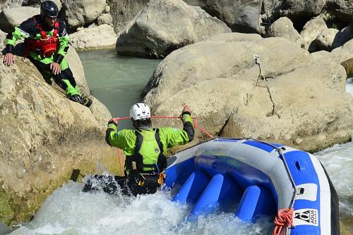 BREVETTO Rescue3™ - WRT - Corso per tecnici di soccorso fluviale in acque impetuose